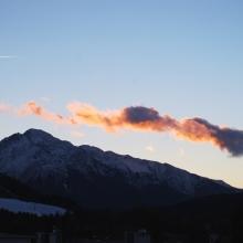 Aussicht Sonnenaufgang